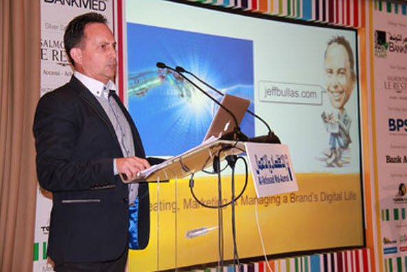 Jeff Speaking in Beirut 2012 - Keynote