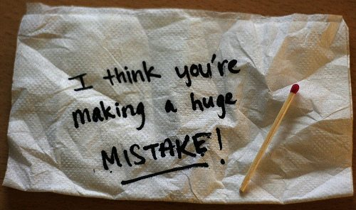 Have You Been Making This Huge Mistake On Your Blog