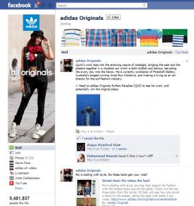 di di Pagina Adidas Facebook Originals Originals Adidas Pagina Pagina Facebook wqtp0