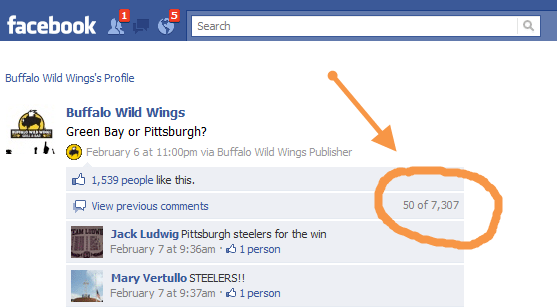 Facebook Trivia Questions Buffalo Wild Wings