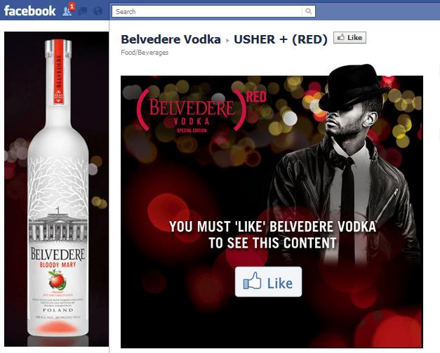 Belvedere Facebook page