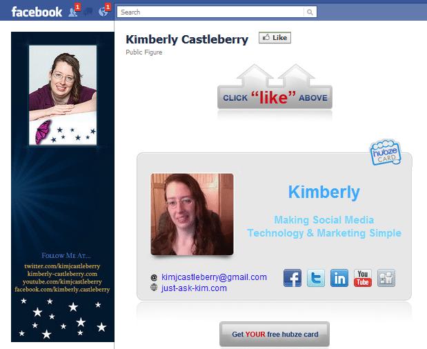 Kim Castleberry Facebook Page