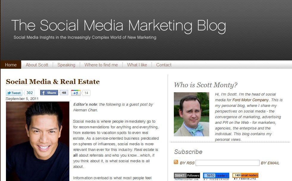 Scott Monty Blog