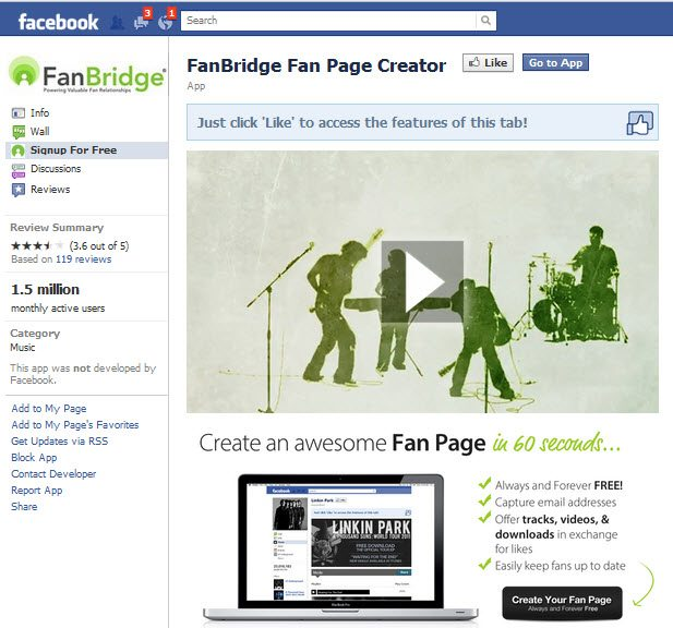 Free facebook page likes online dating