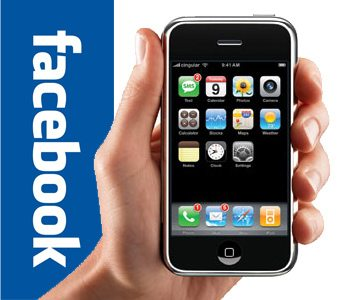 Facebook Approaches 500 Million Mobile Users - Infographic