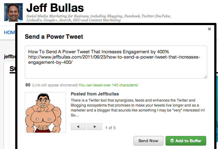 How Twylah and Buffer Get Your Tweets Exponential Exposure