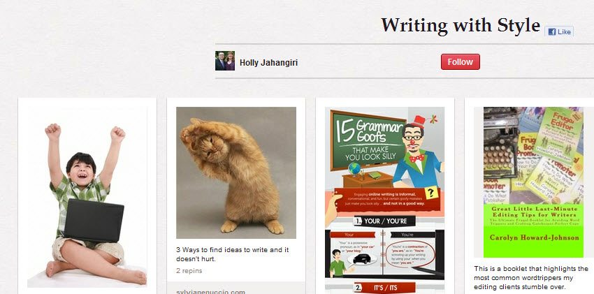 ebooks on Pinterest