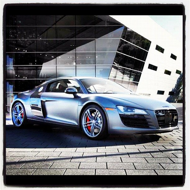 Audi Instagram
