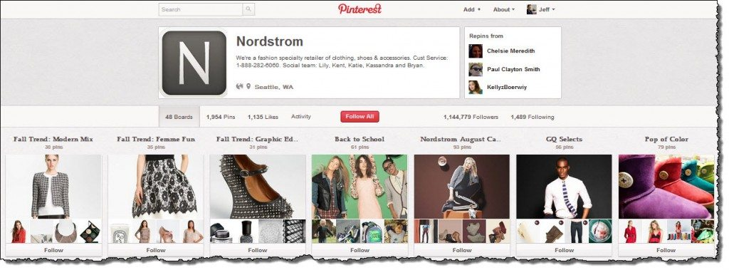 Nordstrom on Pinterest
