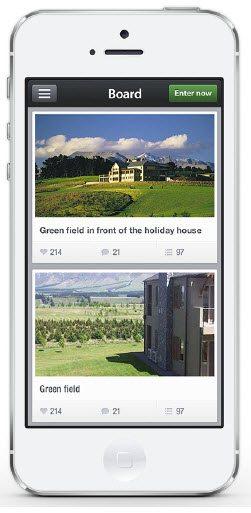 ShuttleRock mobile app