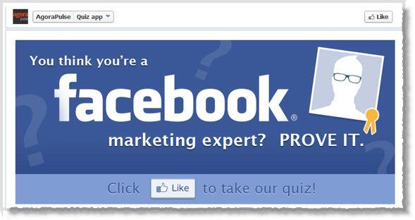 Facebook Timeline promotion