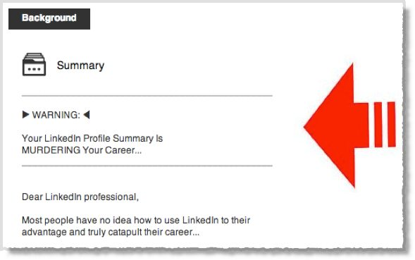 3 Deadly LinkedIn Profile Mistakes