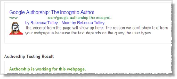 Insights into how Google Authorship will Impact Search and Content Marketing