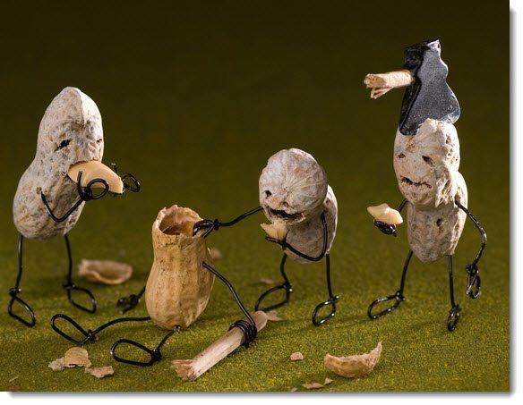 Peanut Zombies