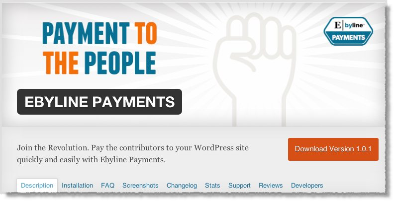 Top 10 WordPress plugins EByline