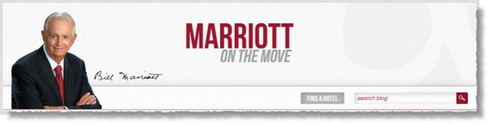 Marriot Corporate Blog