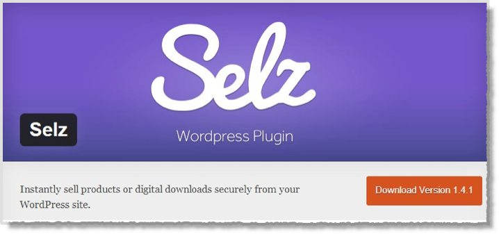 WordPress Plugin to sell products