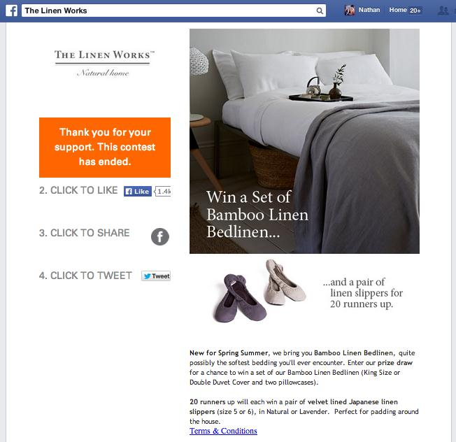 10 Facebook Contests that Captured 10,000 Emails 2