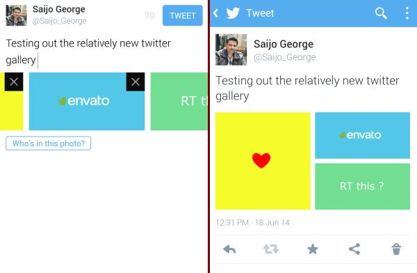 4 images a tweet
