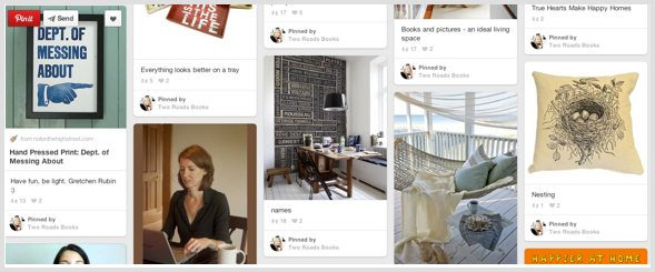 5 Ways Small Business can Use Pinterest