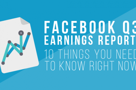 Facebook Q3 Earnings Report