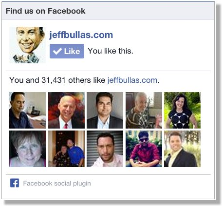 Growing your Facebook likes