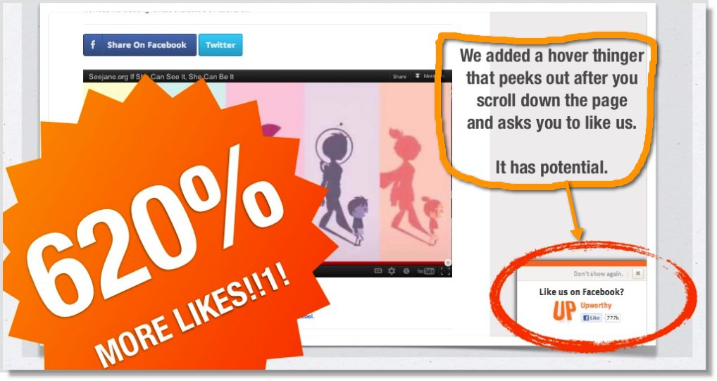 Increase your Facebook likes 2