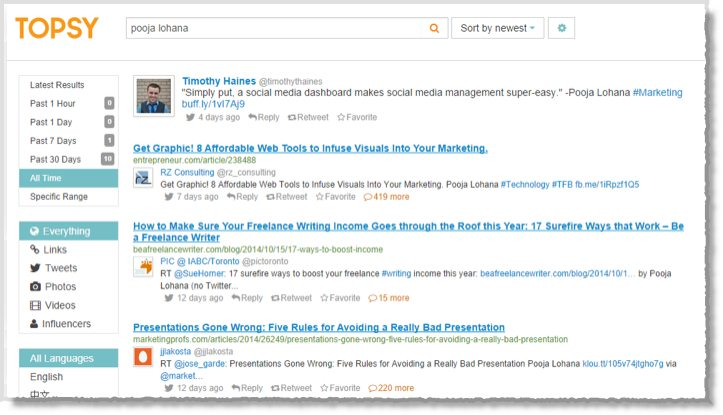 6 Social Media Marketing tools