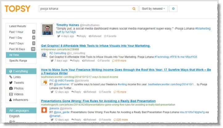 6 Social Media Marketing tools