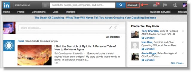The Most Powerful Connection Tool On LinkedIn