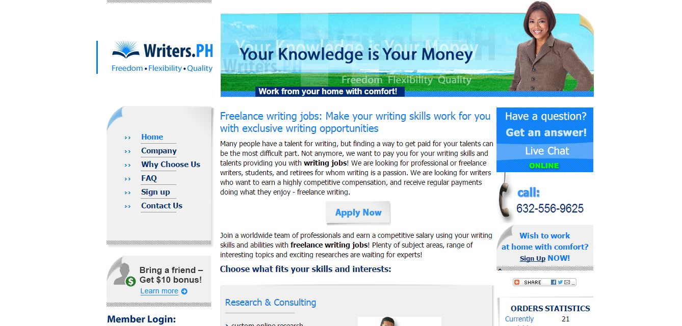 freelance writing sites There are so many freelance marketplaces available to the creative -- which are the best freelance websites for your needs and what makes each unique.