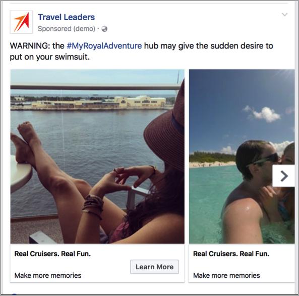 Authenticity - visual content marketing