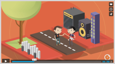 Gigtown explainer video screenshot