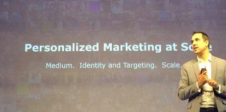 Digital marketing experts Steve Irvine