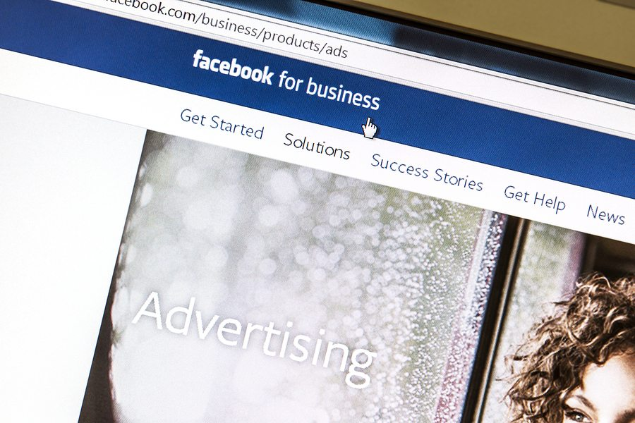 Facebook for business - digital advertising