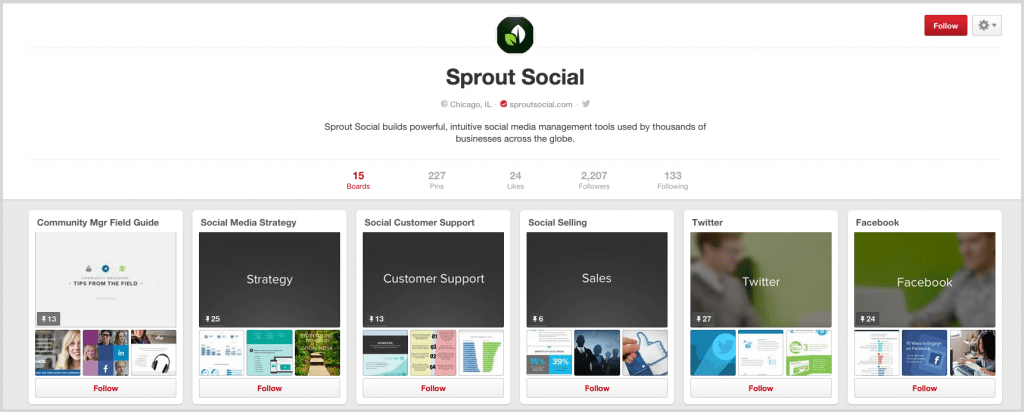 Sproutsocial screenshot for social media content 2