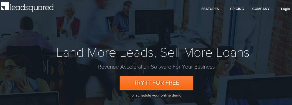 Marketing Automation Leadsquared