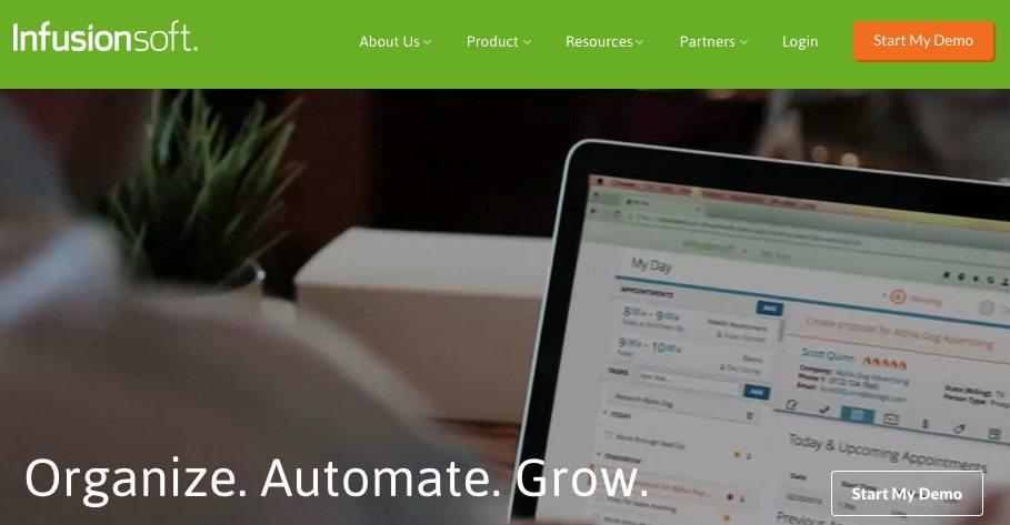 Marketing Automation Infusionsoft