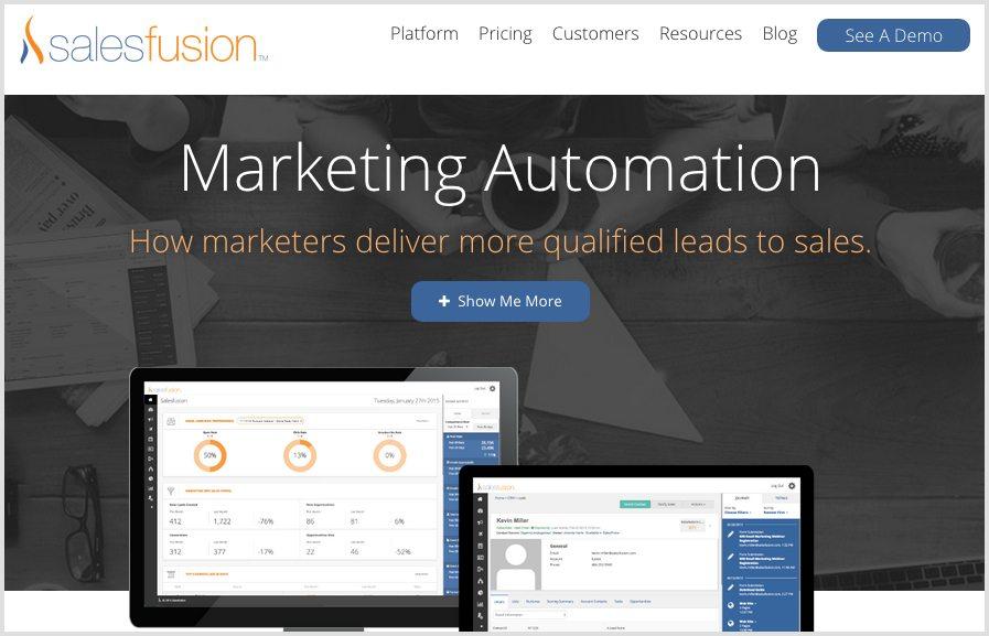 Marketing Automation Salesfusion