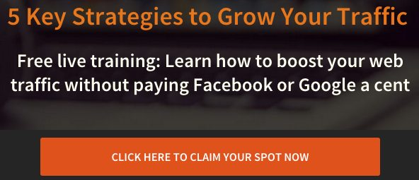 how to grow your web traffic