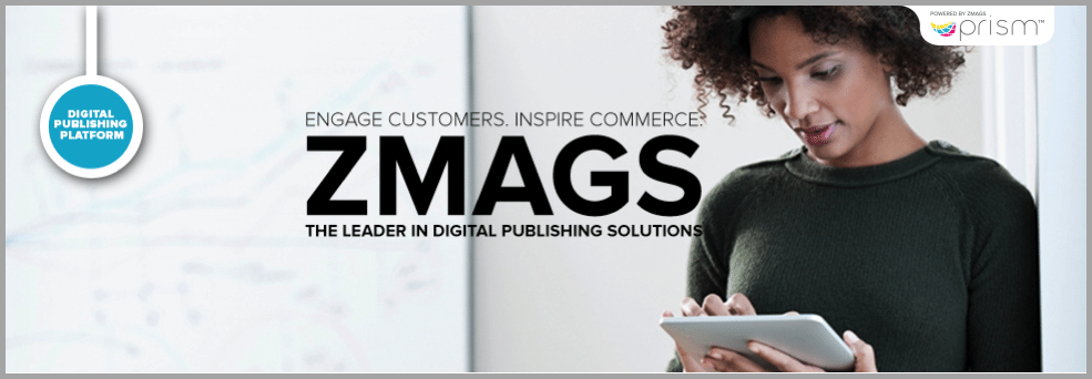 Zmags portal image for content creations apps