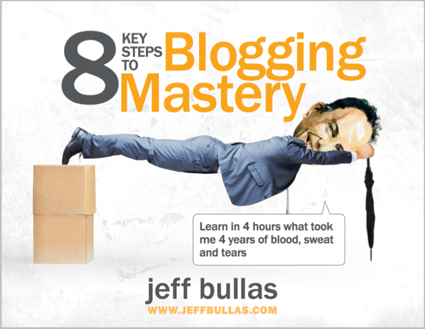 Jeff Bullas ebook every content marketer should read