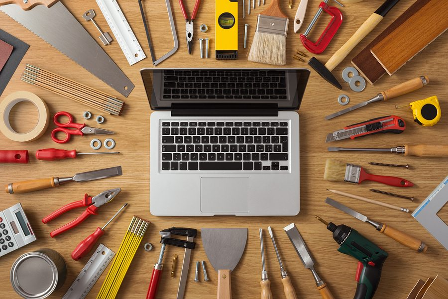 Tools for content marketers header image