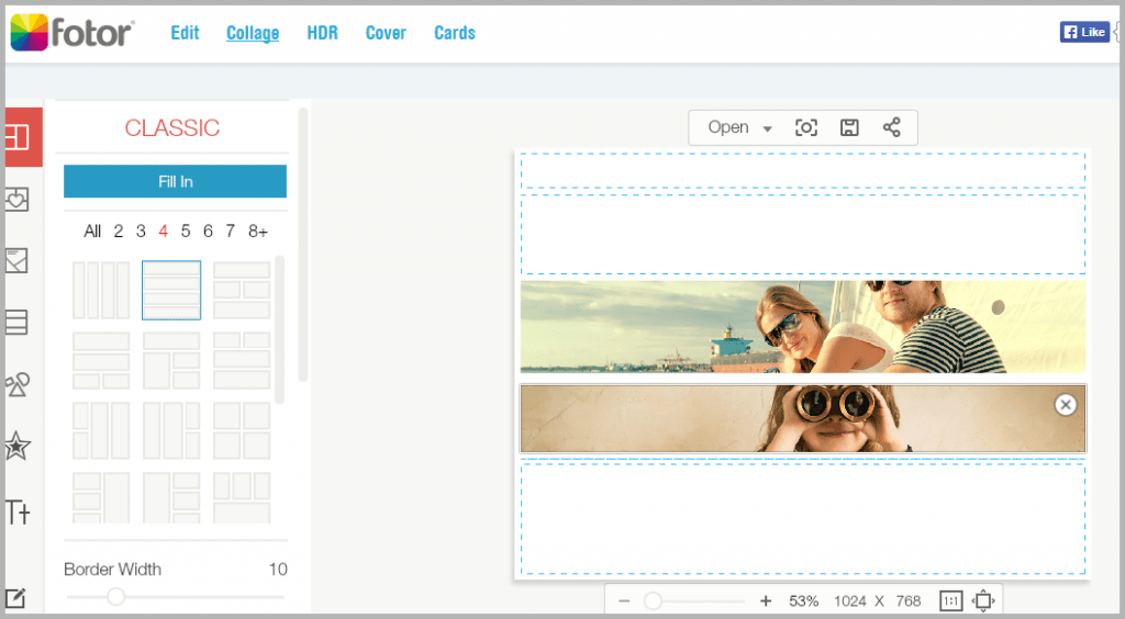 fotor - tools for content marketers