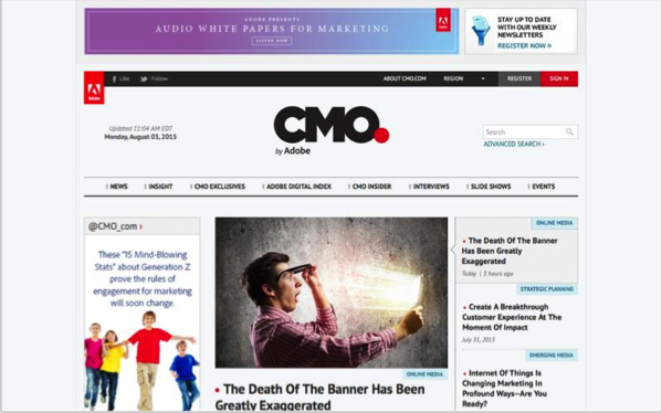 CMO - Top 50 Marketing Blogs