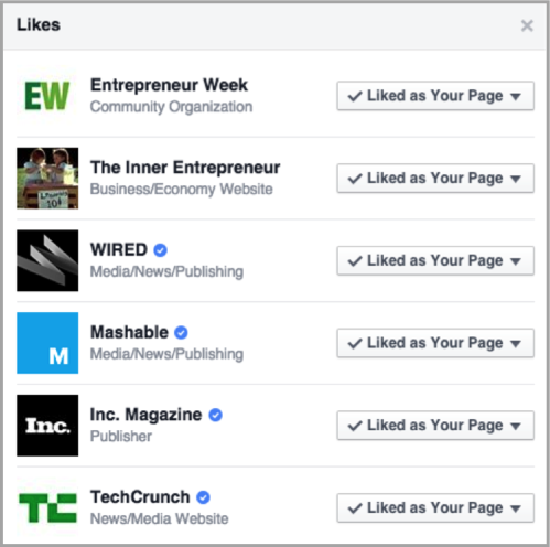 Likes on Facebook - launch your app on social media