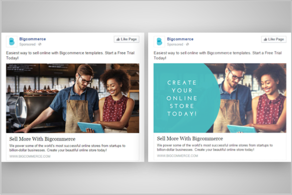 7 Simple A/B Tests for More Effective Facebook Ad Design - Online ...