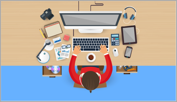 Content marketing outsourcing - the freeelancer