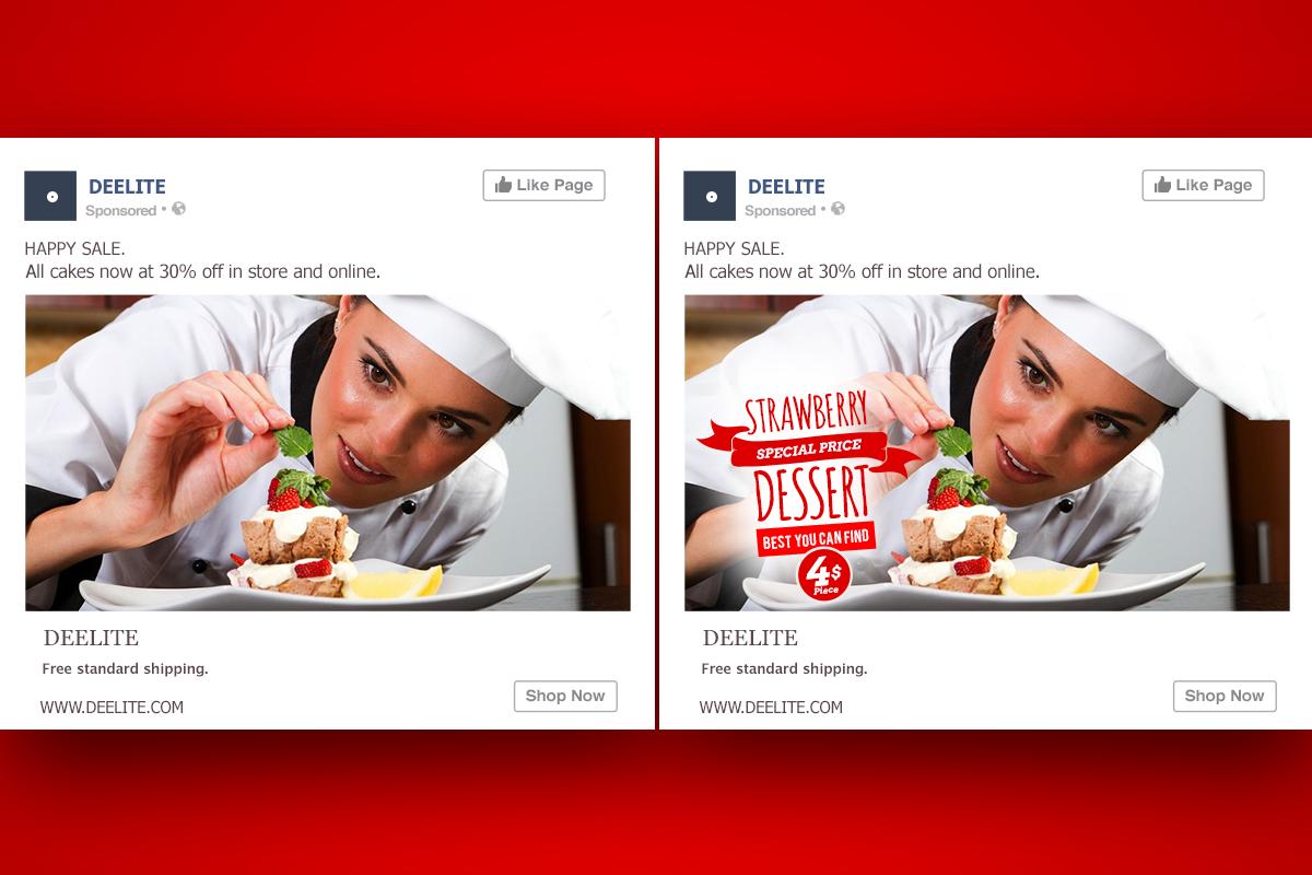 Dee Liteexample of Facebook ad design - Image 3