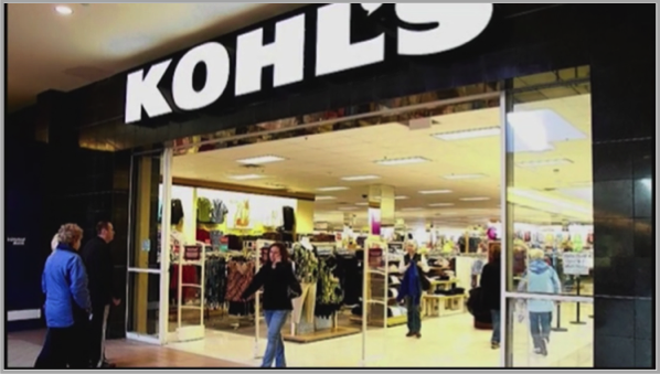 Kohl - example of best Facebook marketing campaigns